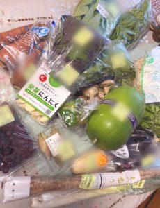 20200820購入野菜