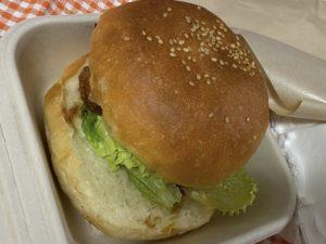 eggg Burger (テイクアウト)